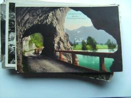 Oostenrijk Österreich Salzburg Mondsee Kienberg Wandtunnel - Oostenrijk