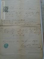 ZA185.21 Old Document Slovenia?  Oppidi VARNA Parochus Joannes Zlatháry - Anna BACSKA - Naissance & Baptême