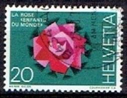 SWITZERLAND # FROM 1971 STAMPWORLD 936 - Suisse