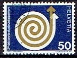 SWITZERLAND # FROM 1971 STAMPWORLD 938 - Suisse