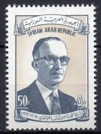 Syrie - Poste Aérienne - 1962 - N° Yvert PA 204 ** - Syrie