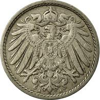 Monnaie, GERMANY - EMPIRE, Wilhelm II, 5 Pfennig, 1912, Berlin, TB+ - [ 2] 1871-1918: Deutsches Kaiserreich