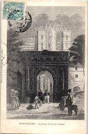 34 MONTPELLIER - Ancienne Porte Des Carmes        * - Montpellier