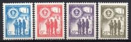 Syrie - 1966 - N° Yvert : 205 à 208 ** - Syrie