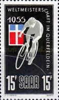UN USED STAMPS Saar - Olympic Games - Helsinki, Finland  -1955 - 1923-1991 USSR