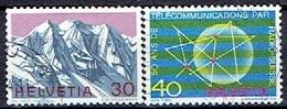 SWITZERLAND # FROM 1971 STAMPWORLD 947-48 - Suisse