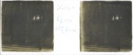 Plaque De Verre Stéréoscopique Positive - Moret Sur Loing - L'Église - Plaques De Verre