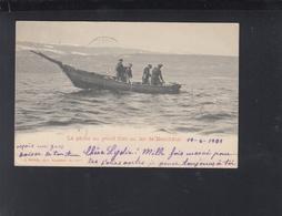 Schweiz AK La Peche Neuchatel 1901 - NE Neuchâtel