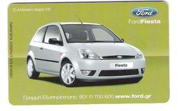 Greece - X1750 - Ford Fiesta Car Auto - 04/04 - Grèce