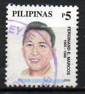 PHILIPPINES. N°2606 Oblitéré De 2000. Ferdinand Marcos. - Philippines