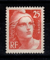 YV 729 N* Gandon Cote 6 Euros - France