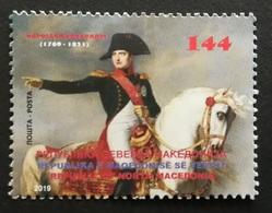 MACEDONIA 2019 - 250 Ann. Of The Birth Of Napoleon Bonaparta MNH - Macédoine