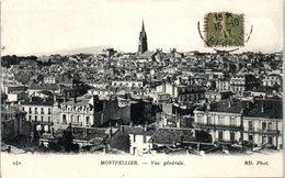 34 MONTPELLIER - Vue Générale     * - Montpellier