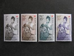 Laos - Série PA N° 31 Au N° 34 , Neufs X. - Laos