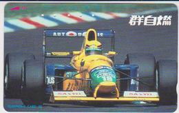 CARS - JAPAN - FORMULA-1-028 - MOBIL - Automobili
