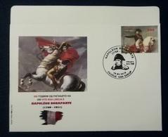 MACEDONIA 2019 - 250 Ann. Of The Birth Of Napoleon Bonaparta FDC - Macédoine