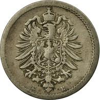 Monnaie, GERMANY - EMPIRE, Wilhelm I, 5 Pfennig, 1888, Muldenhütten, TB - [ 2] 1871-1918: Deutsches Kaiserreich