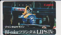 CARS - JAPAN - FORMULA-1-033 - RENAULT - CANON - Voitures
