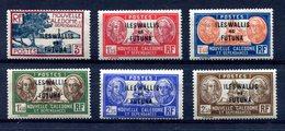Wallis & Futuna - Yvert Entre 77 & 86 - 6 Valeurs Neuves (voir Description) - T 827 - Unused Stamps