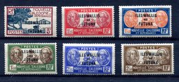Wallis & Futuna - Yvert Entre 77 & 86 - 6 Valeurs Neuves (voir Description) - T 827 - Wallis-Et-Futuna