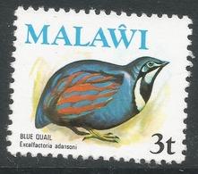 Malawi 1975 Birds. 3t MNH. SG 475 - Malawi (1964-...)