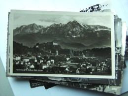 Oostenrijk Österreich Salzburg Hohen Göll - Salzburg Stadt