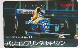 CARS - JAPAN - FORMULA-1-036 - RENAULT - CANON - Voitures