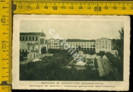 Alessandria Borgo San Martino - Alessandria