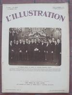 L'ILLUSTRATION N° 4643 - 27 Février 1932 Titre Du N°  Premier Conseil De Cabinet Du 3e Ministère Tardieu - Newspapers