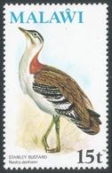 Malawi 1975 Birds. 15t MNH. SG 503 - Malawi (1964-...)