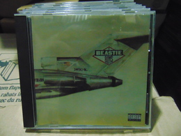 Beastie Boys- Licensed To Ill - Rock