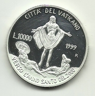 1999 - Vaticano 10.000 Lire - Anno Santo - Vaticano