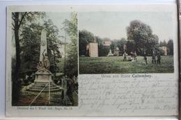 AK Colombey Denkmal Des 1. Westf. Inft.-Regts. Nr. 13 Gebraucht #PE911 - Frankreich