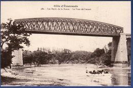 22 SAINT SAMSON SUR RANCE Les Bords De La Rance, Le Pont De Lessart ; Vedette - France