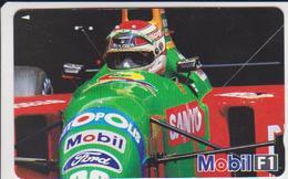 CARS - JAPAN - FORMULA-1-043 - MOBIL - FORD - Voitures
