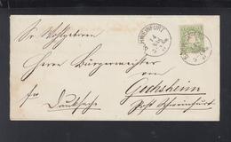 Bayern FalthülleSchweinfurt 1870 - Bayern (Baviera)
