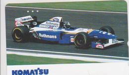 CARS - JAPAN - FORMULA-1-045 - RENAULT ROTHMANS - Voitures