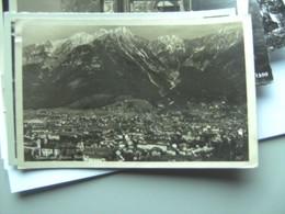 Oostenrijk Österreich Tirol Innsbruck Gross Teil Der Stadt - Innsbruck