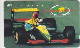 CARS - JAPAN - FORMULA-1-047 - LARROUSSE - BP - Voitures