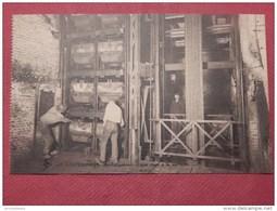 CHARBONNAGE - BELGIQUE -  Déchargement D'une Cage à La Surface - Mijnen