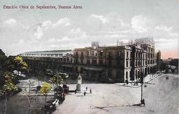 Argentine)   BUENOS AIRES  - Estacion Once De Septiembre - Argentine