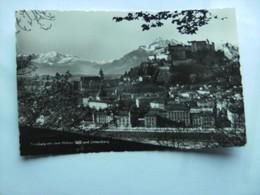 Oostenrijk Österreich Salzburg Stadt Und Bergen - Salzburg Stadt