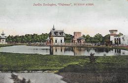 """Argentine)   BUENOS AIRES  - Jardin Zoologico  """" Palermo  """" - Argentine"""