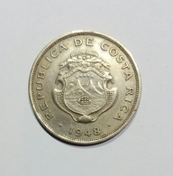 COSTA RICA - 50 CENTIMOS ( 1948 ) - Costa Rica