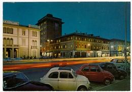 MONTEBELLUNA - TREVISO - PIAZZA G.B. DELL'ARMI - 1974 - AUTOMOBILI - CARS - FIAT 500 - Treviso