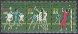 GERMANY DDR 1928-1930,unused,handball - Handball