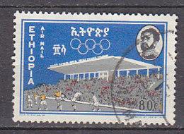 A1137 - ETHIOPIE Yv AERIENNE N°82  OLYMPIADES - Ethiopie