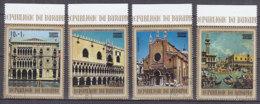 A0118 - BURUNDI Yv AERIENNE N°241/44 ARCHITECTURE - Burundi