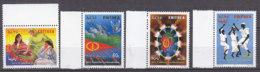 PGL AA1125 - ERYTHREE Yv N°429/32 ** FOLKLORE - Eritrea