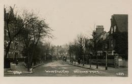 CHICHWICK - 1928 , Woodstock Road - Ohne Zuordnung